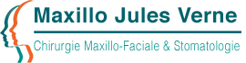 Maxillo Jules Verne Logo